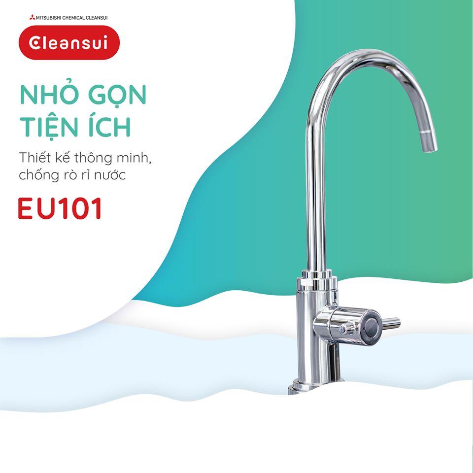 Thiết Bị Lọc Nước Trên Bồn Rửa EU101