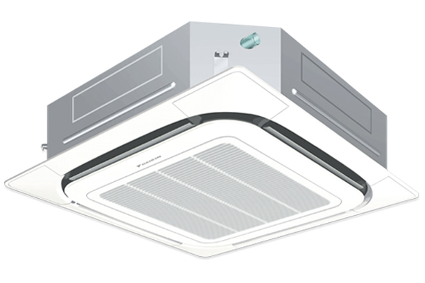 Điều Hòa Âm Trần Cassette Daikin Inverter 2 Chiều 34.100Btu FCF100CVM/RZA100BV2V