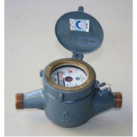 Đồng hồ đo nước sinh hoạt DN15, DN20