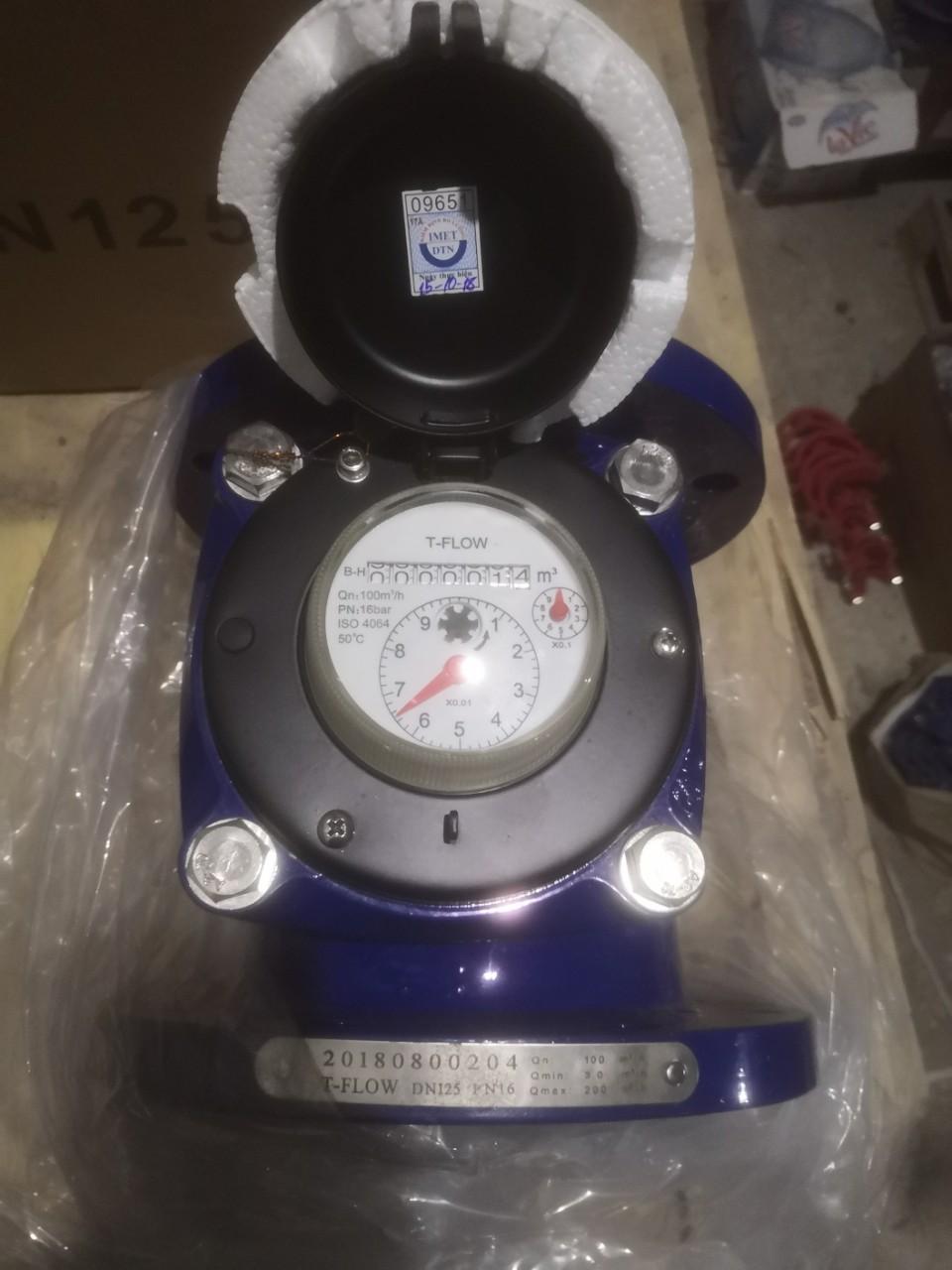 Đồng hồ đo lưu lượng nước T-Flow DN400