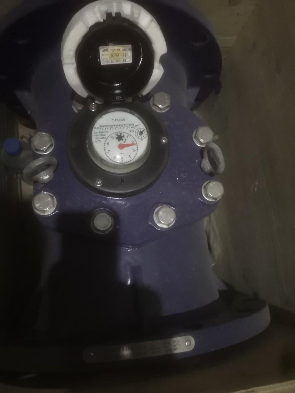 Đồng hồ đo lưu lượng nước T-Flow DN300