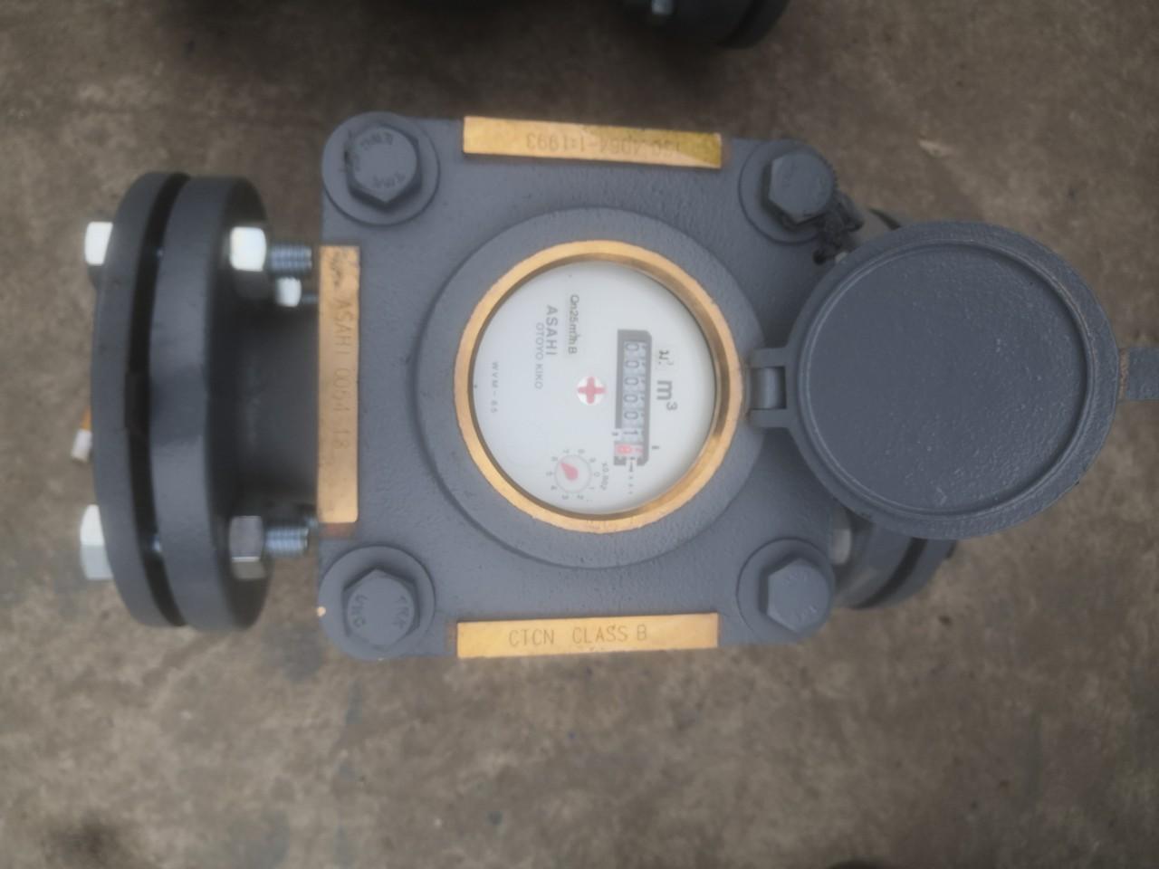 Đồng hồ nước Asahi DN150 (6