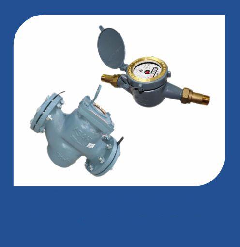 Đồng hồ đo nước Asahi DN15, DN20, DN25, DN40, DN50, DN80, DN100, DN150, DN200