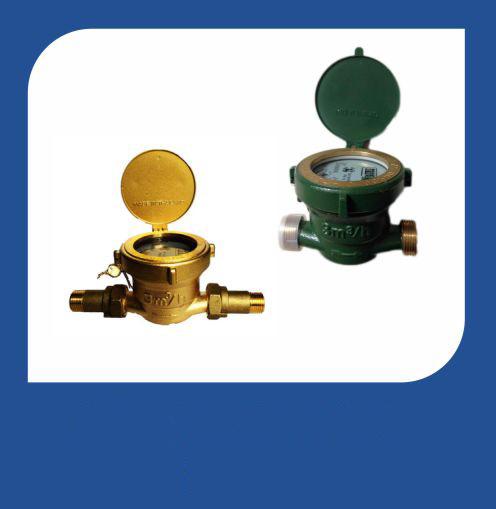 Đồng hồ đo nước Sanwa DN15