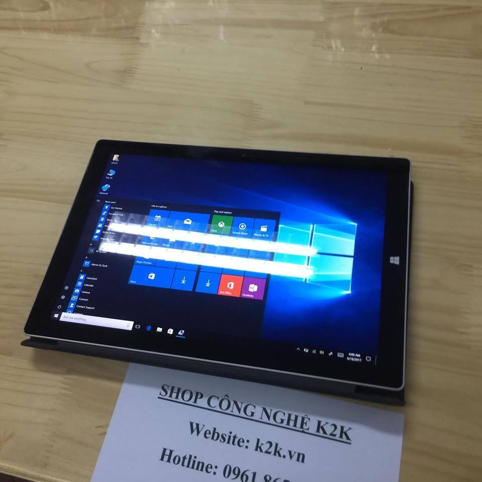 Microsoft Surface Pro 4 I7 Lenovo Thinkpad X260 Vpro Intel Core I5 6300u8gb Ddr4512gb Ssdwindows 10 Cng Ngh Ssd V Dng Ram Th H Mi Gip My Chy Nhanh Hn