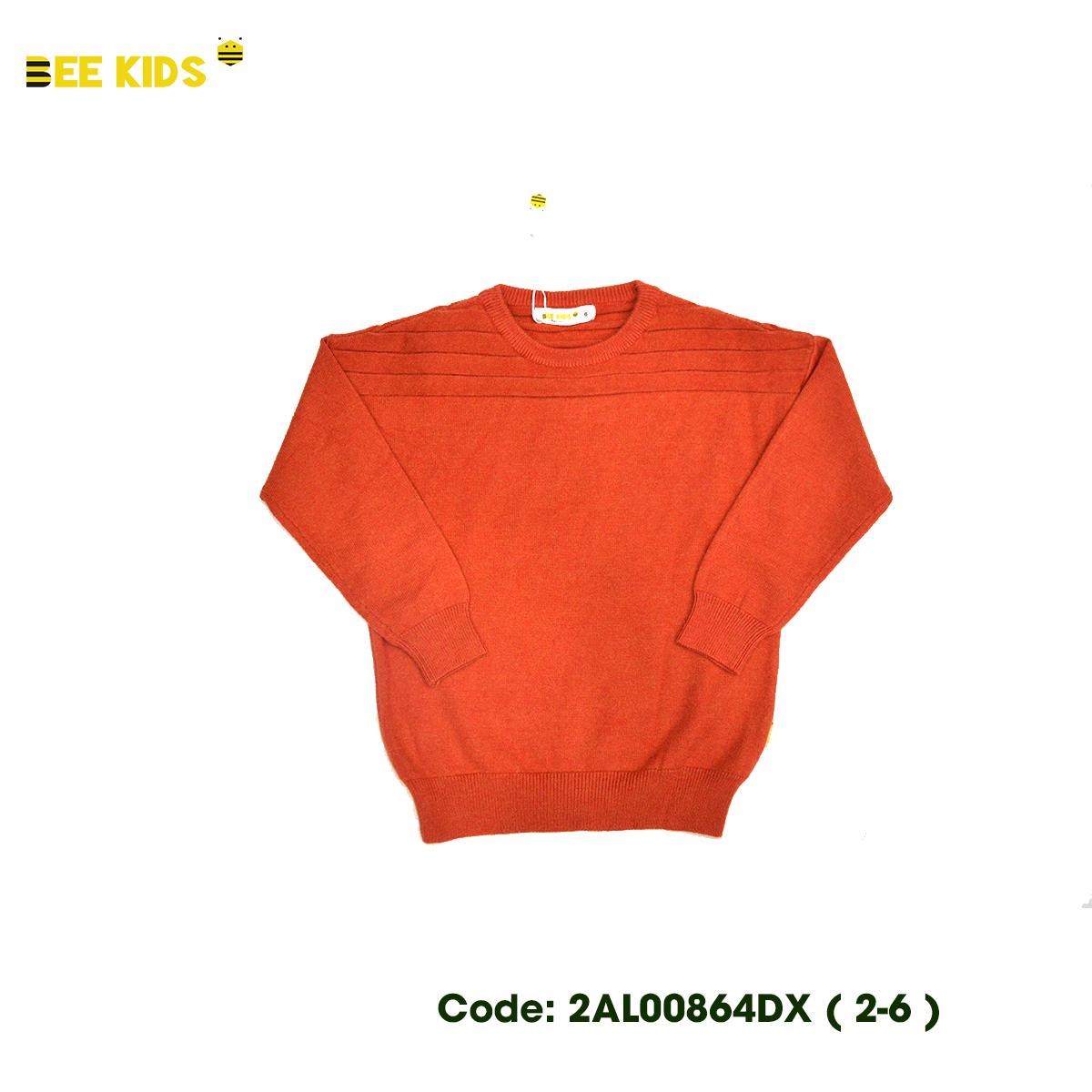 Áo len bé trai từ 2 đến 6 tuổi