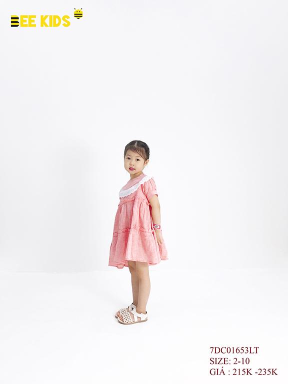 Váy thô đũi cho bé gái sz 2-10 tuổi