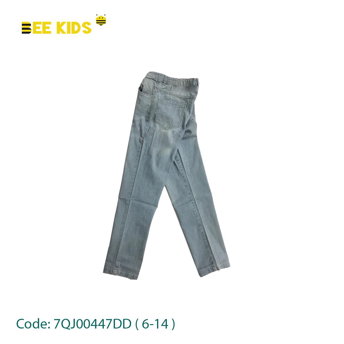 Quần Jeans bé gái cao cấp từ 6 đến 14 tuổi