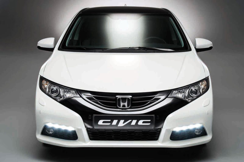 Honda Civic Hatchback 2014