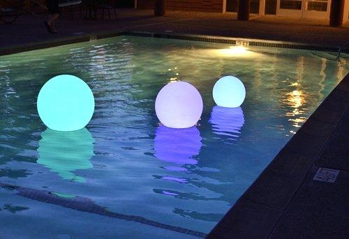 Đèn bể bơi nổi
