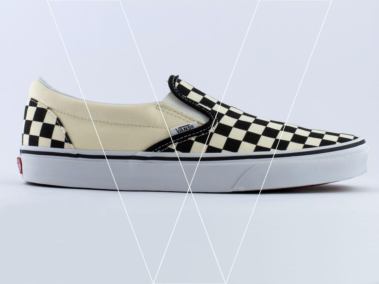 cách check vans checkerboard