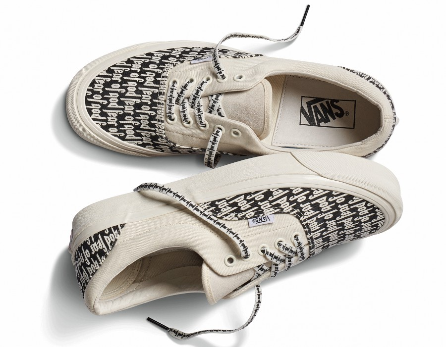 Vans X Fear Of God Và Vans X F.O.G