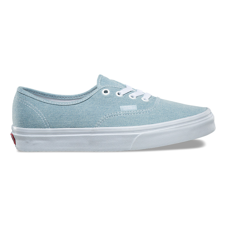 VANS DENIM AUTHENTIC BABY BLUE