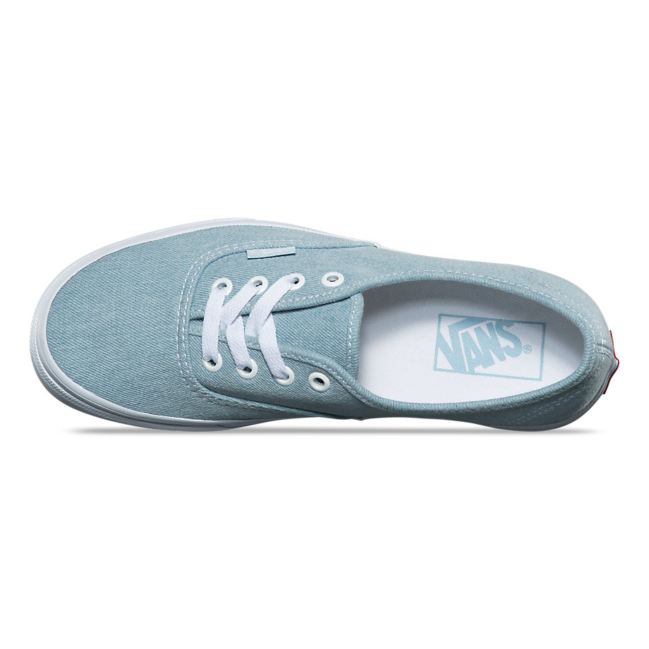 VANS Việt Nam - VANS DENIM AUTHENTIC BABY BLUE VN0A38EMQ8P