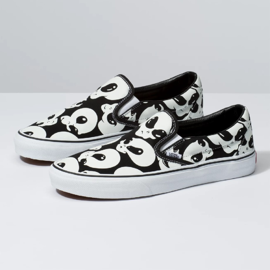 VANS Việt Nam - VANS ALIEN GHOSTS SLIP-ON VN0A4BV3TB1