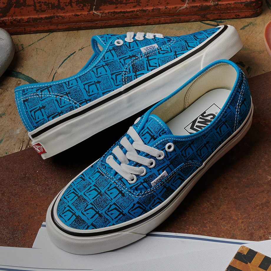 VANS ANAHEIM FACTORY AUTHENTIC 44 DX OG BRIG VN0A38ENU69 - VANS VN