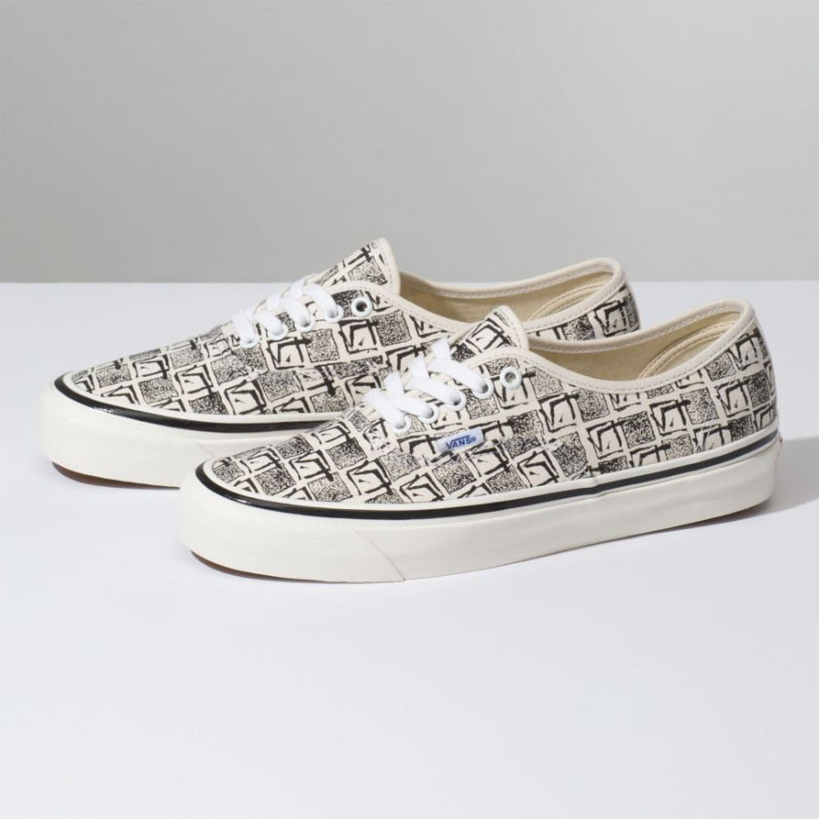 VANS ANAHEIM FACTORY AUTHENTIC 44 DX OG WHITE SQUARE ROOT