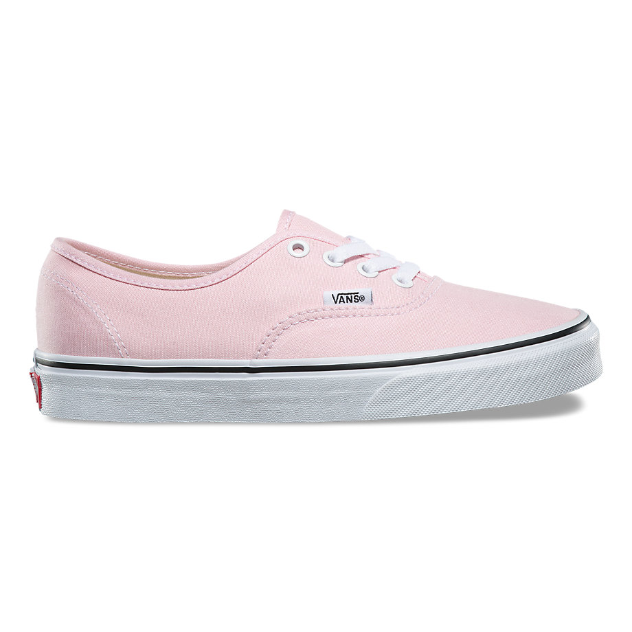 VANS AUTHENTIC CHALK PINK/TRUE WHITE