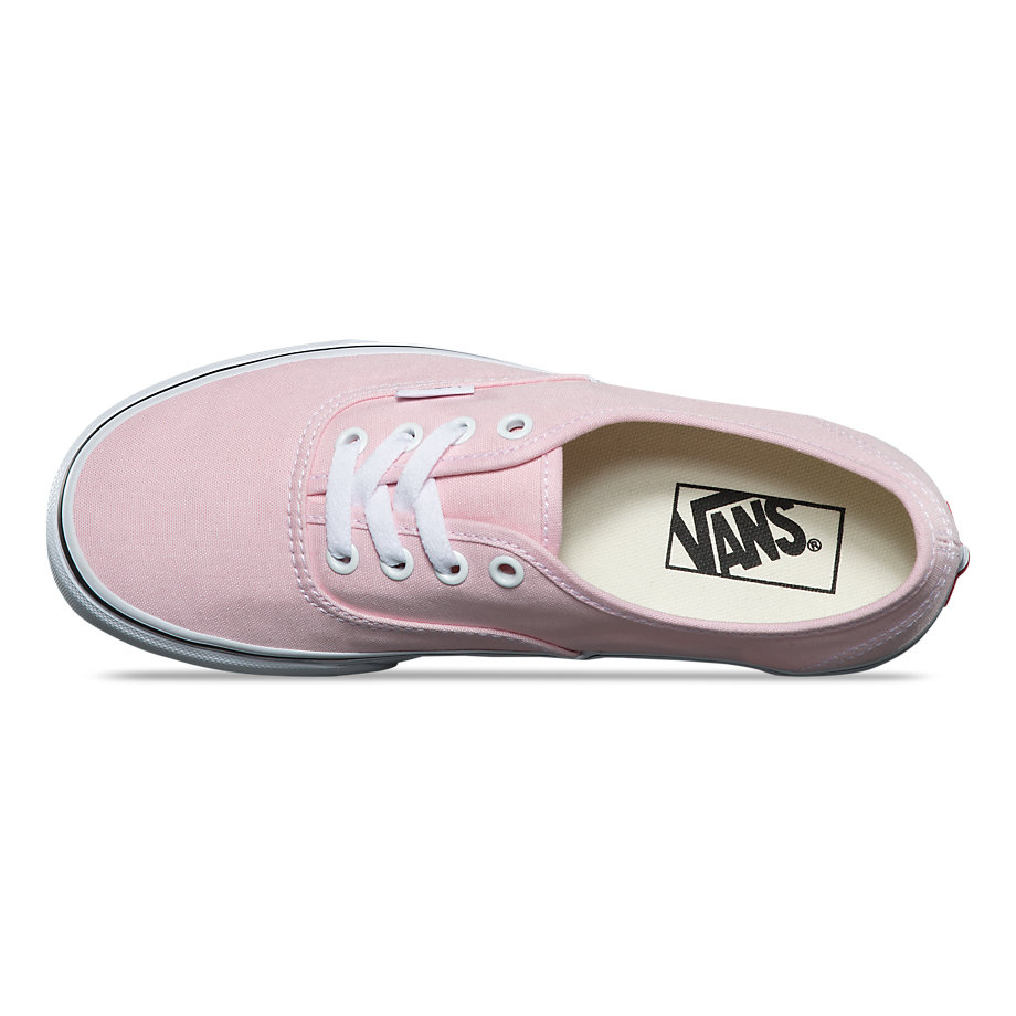 VANS Việt Nam - VANS AUTHENTIC CHALK PINK/TRUE WHITE VN0A38EMQ1C