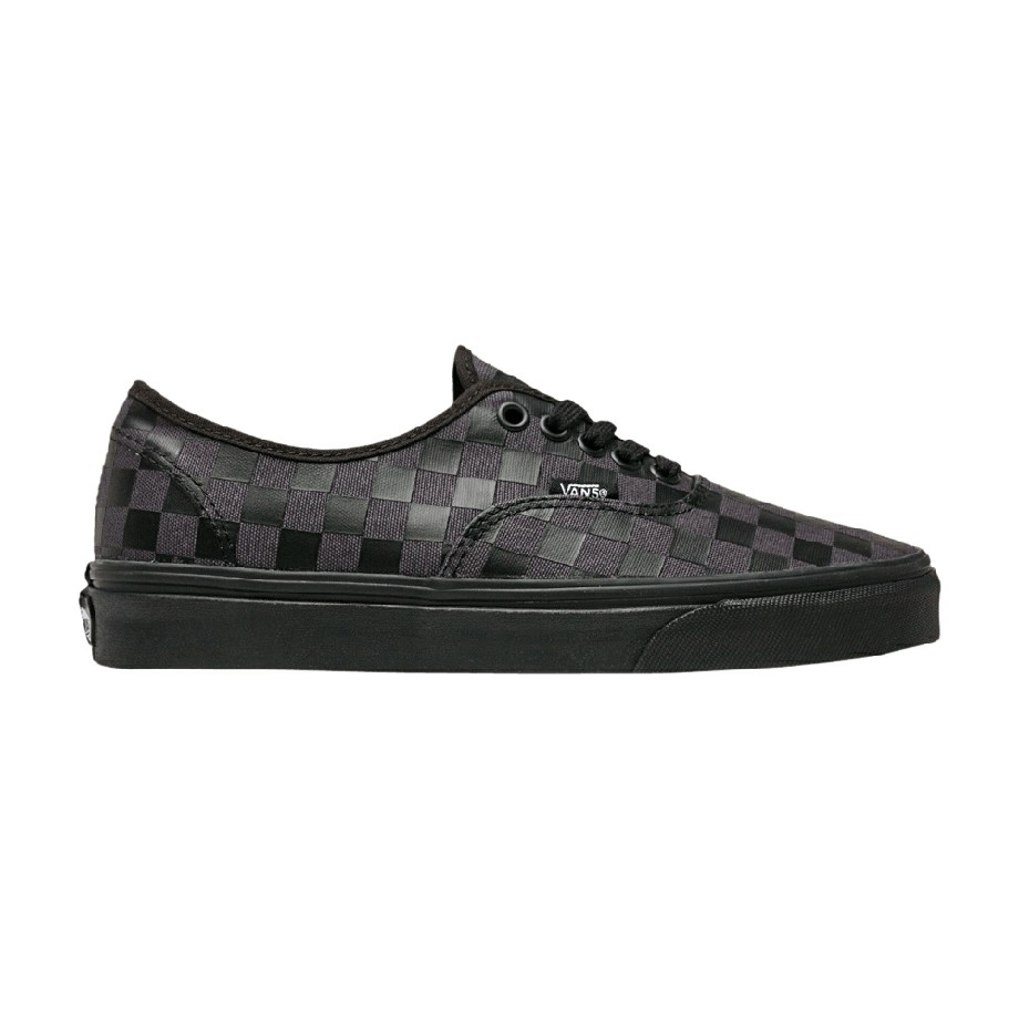 VANS AUTHENTIC 'HIGH DENSITY BLACK CHECKERBOARD'