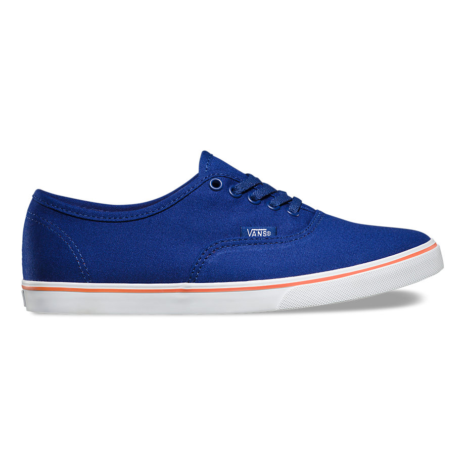 VANS AUTHENTIC LO PRO BLUEPRINT/CAMELLIA