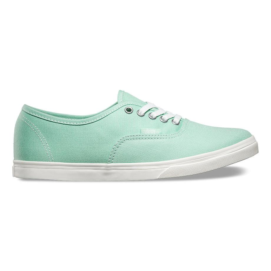 VANS AUTHENTIC LO PRO GOSSAMER GREEN/TRUE WHITE