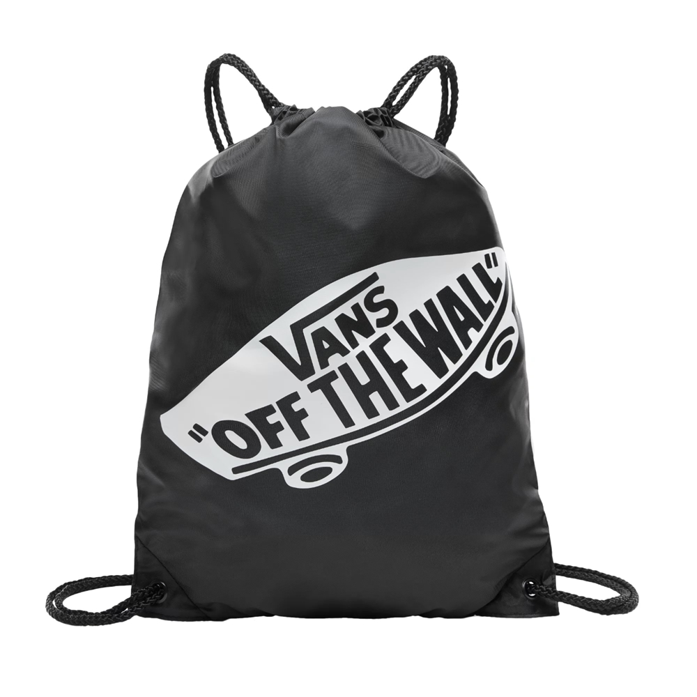 VANS BENCHED CINCH BAG ONYX