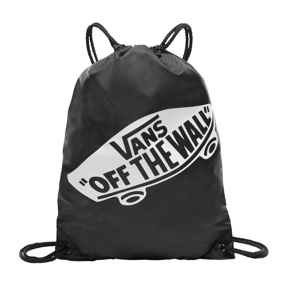 BALO RÚT VANS - VANS BENCHED CINCH BAG ONYX VN000SUF158