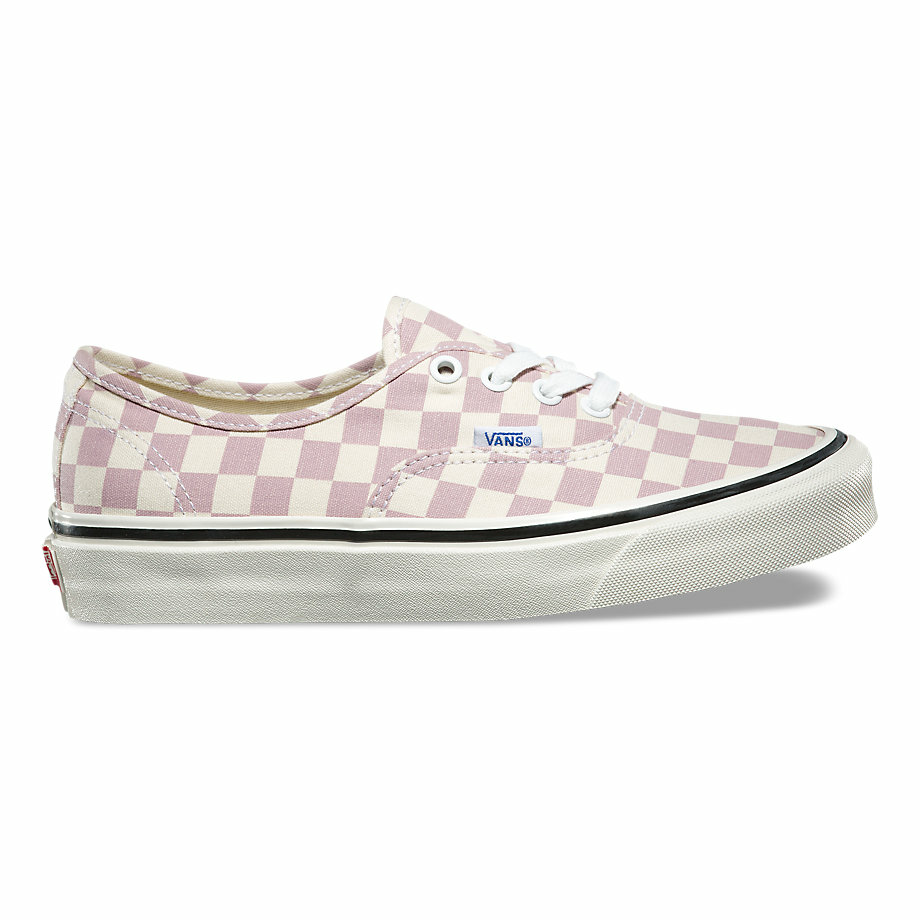 VANS CHECKERBOARD AUTHENTIC 44 DX ANAHEIM MAUVE
