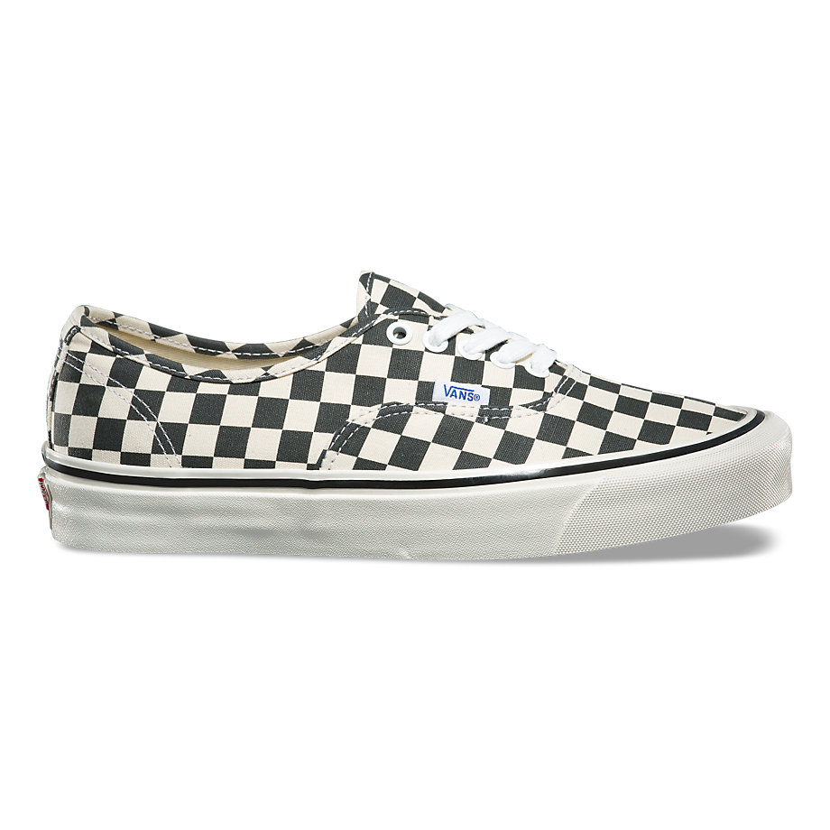 VANS CHECKERBOARD AUTHENTIC ANAHEIM 44 DX