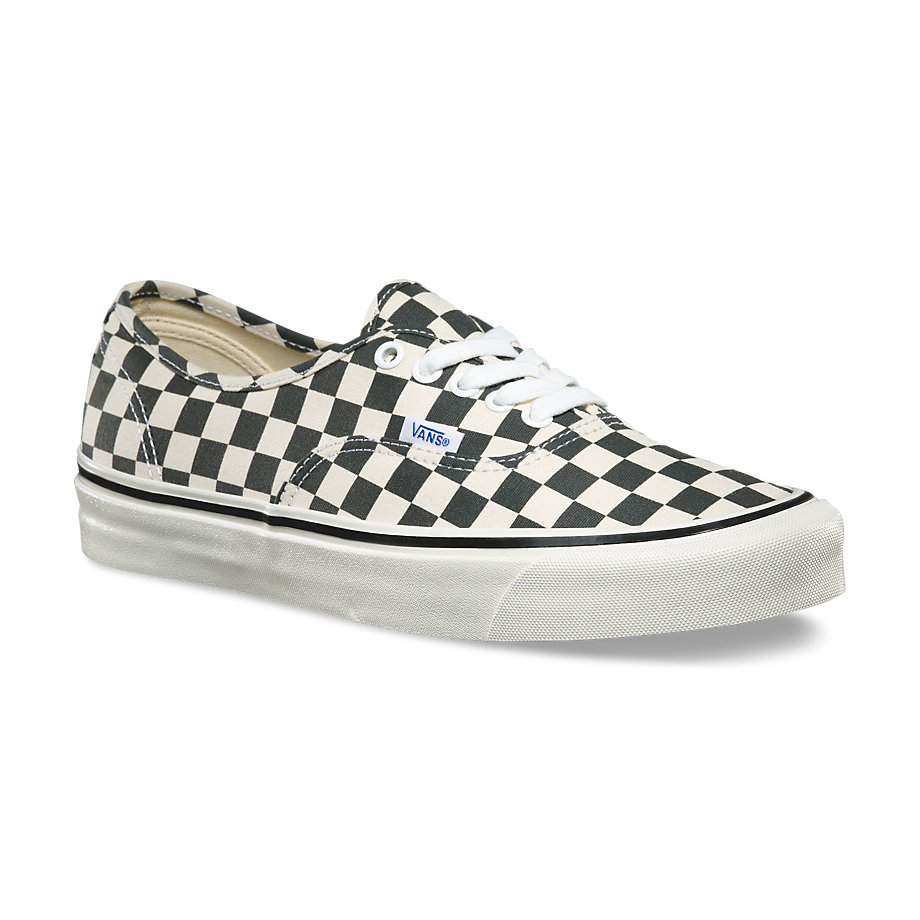 VANS Việt Nam - VANS CHECKERBOARD AUTHENTIC ANAHEIM 44 DX VN0A38ENOAK