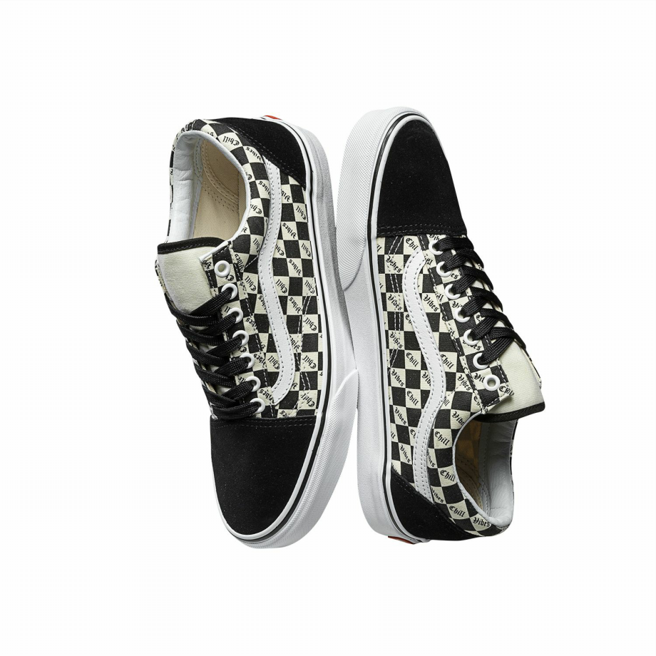 VANS Việt Nam - VANS CHECKERBOARD OLD SKOOL CHILL VIBES VN0A38G1QSE