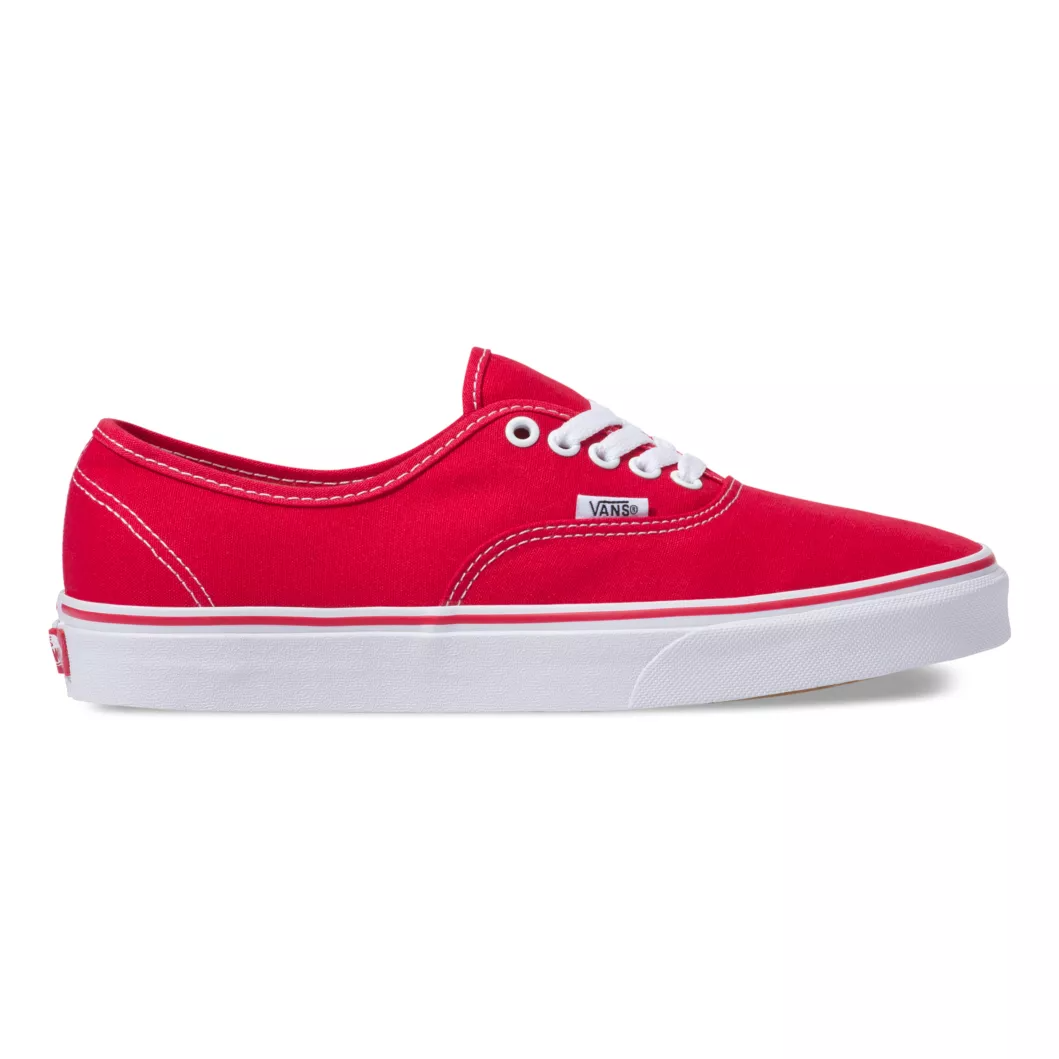 VANS CLASSIC AUTHENTIC RED