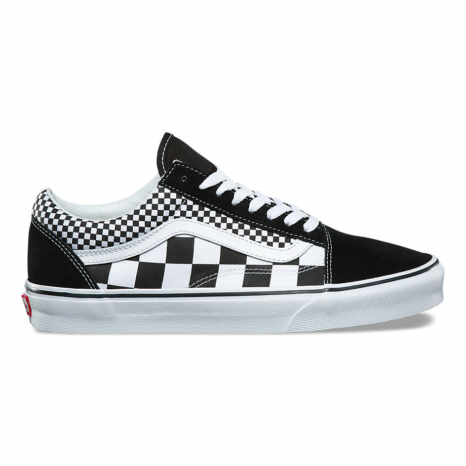 VANS CLASSIC MIX CHECKERBOARD OLD SKOOL