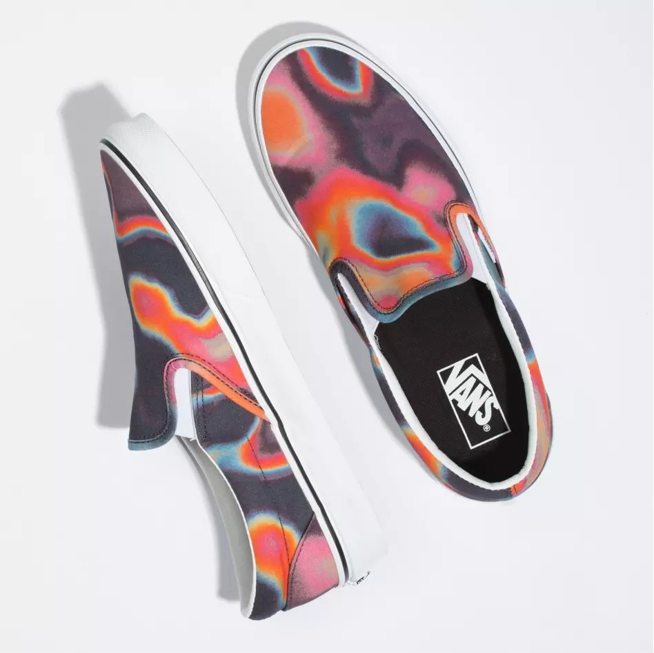 VANS VIỆT NAM - VANS DARK AURA SLIP-ON MULTI VN0A4U38WN0