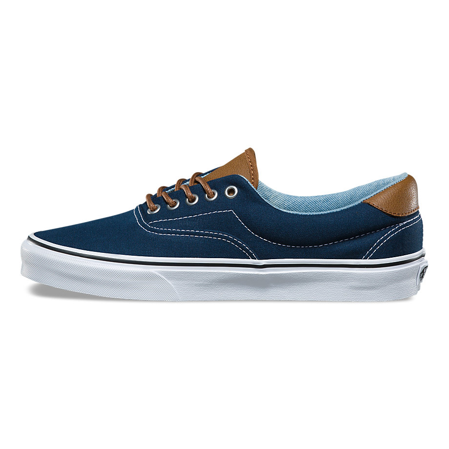 VANS Việt Nam - VANS C&L 59 ERA DRESS BLUES ACID DENIM VN0A38FSQ6Z