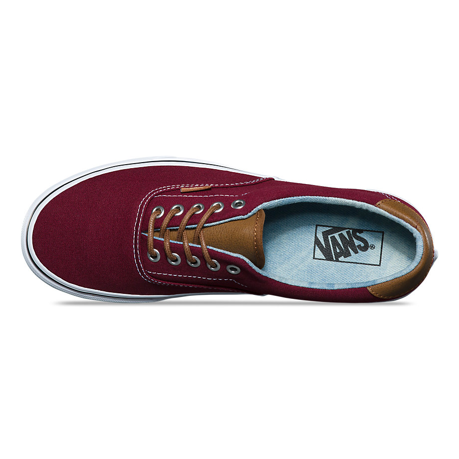 VANS Việt Nam - VANS C&L 59 ERA PORT ROYALE ACID DENIM VN0A38FSQK5
