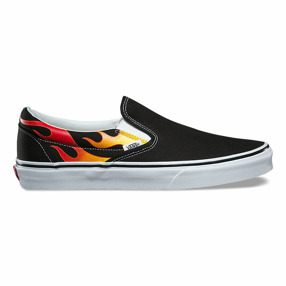 VANS FLAME SLIP-ON