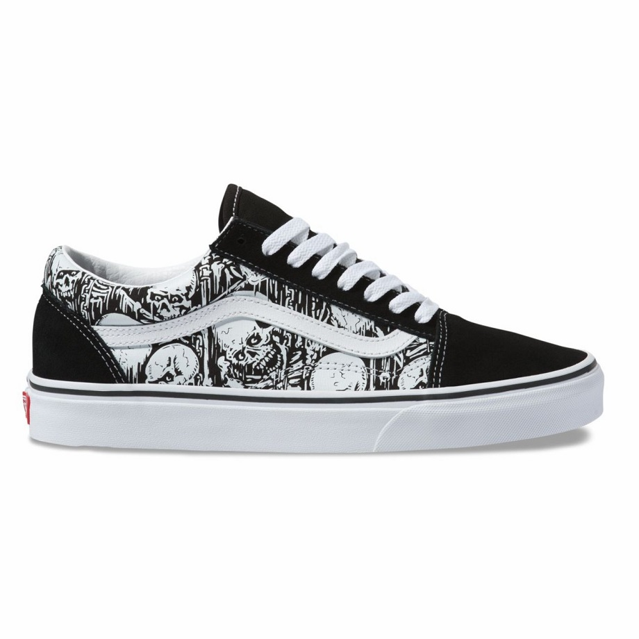 VANS FORGOTTEN BONES OLD SKOOL