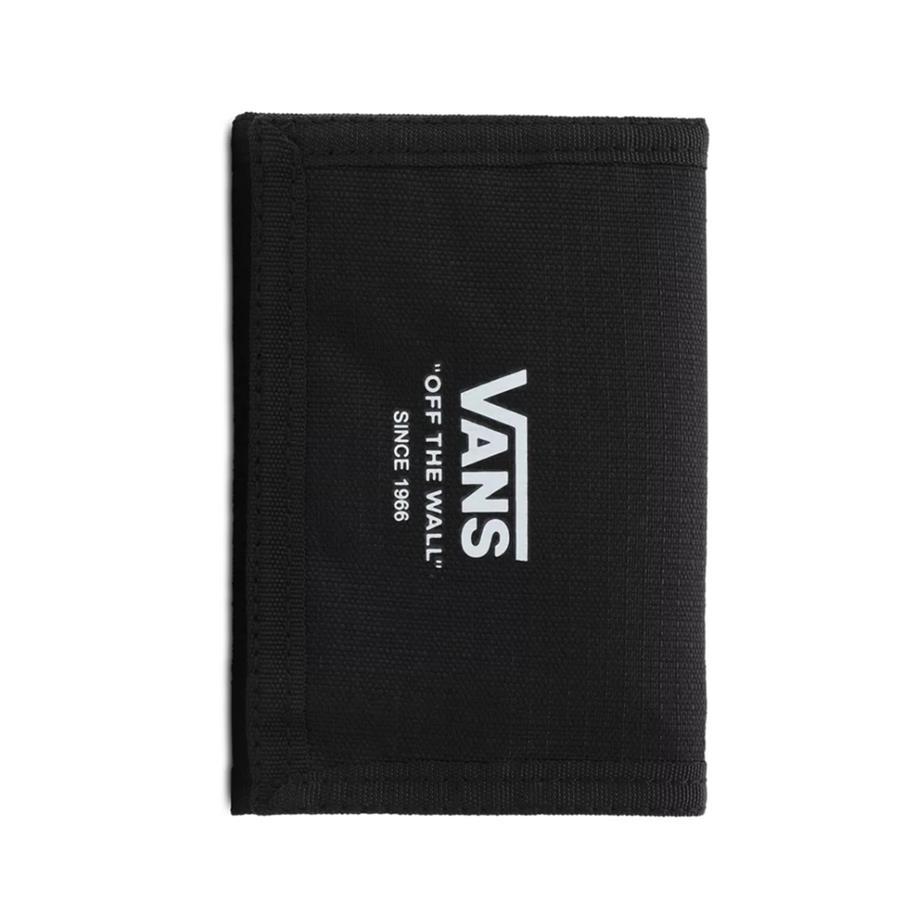 VANS GAINES WALLET BLACK/WHITE