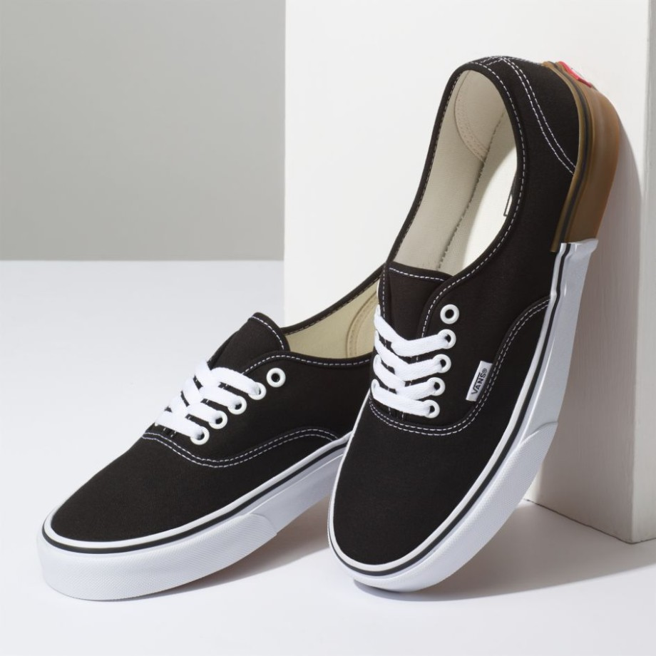 VANS Việt Nam - VANS GUM BLOCK AUTHENTIC BLACK VN0A38EMU57