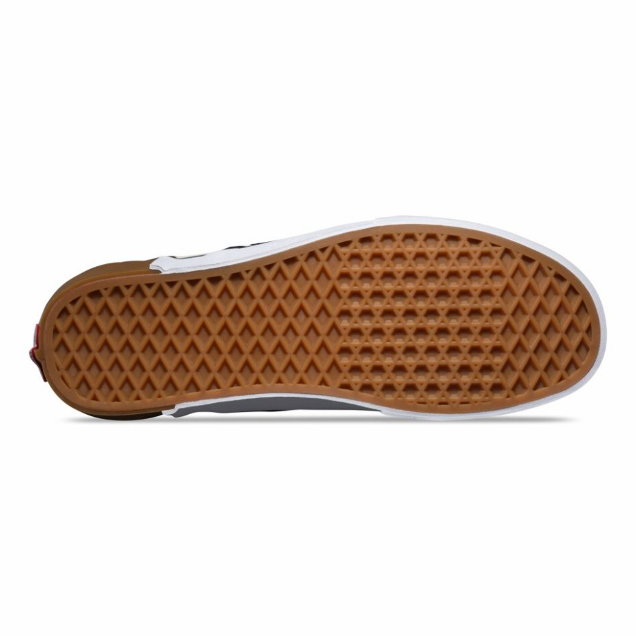 VANS Việt Nam - VANS GUM BLOCK SLIP-ON CHECKERBOARD VN0A38F7U58