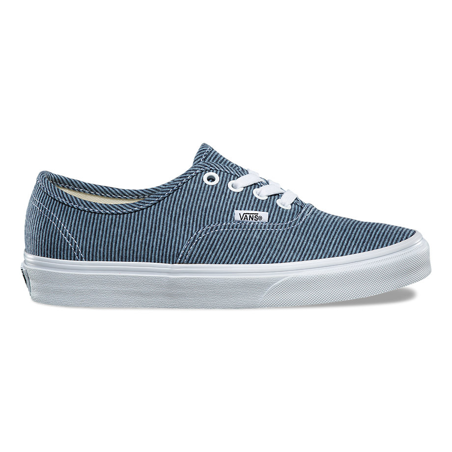VANS JERSEY AUTHENTIC BLUE/TRUE WHITE