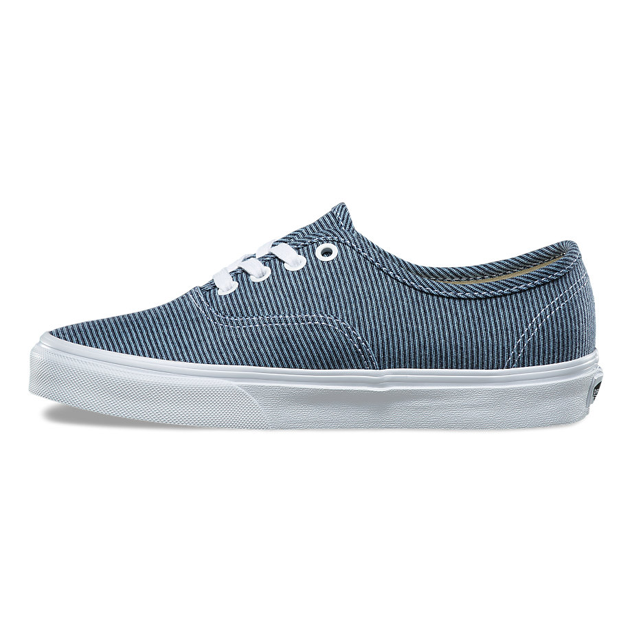 VANS Việt Nam - VANS JERSEY AUTHENTIC BLUE TRUE WHITE VN0A38EMQ8U