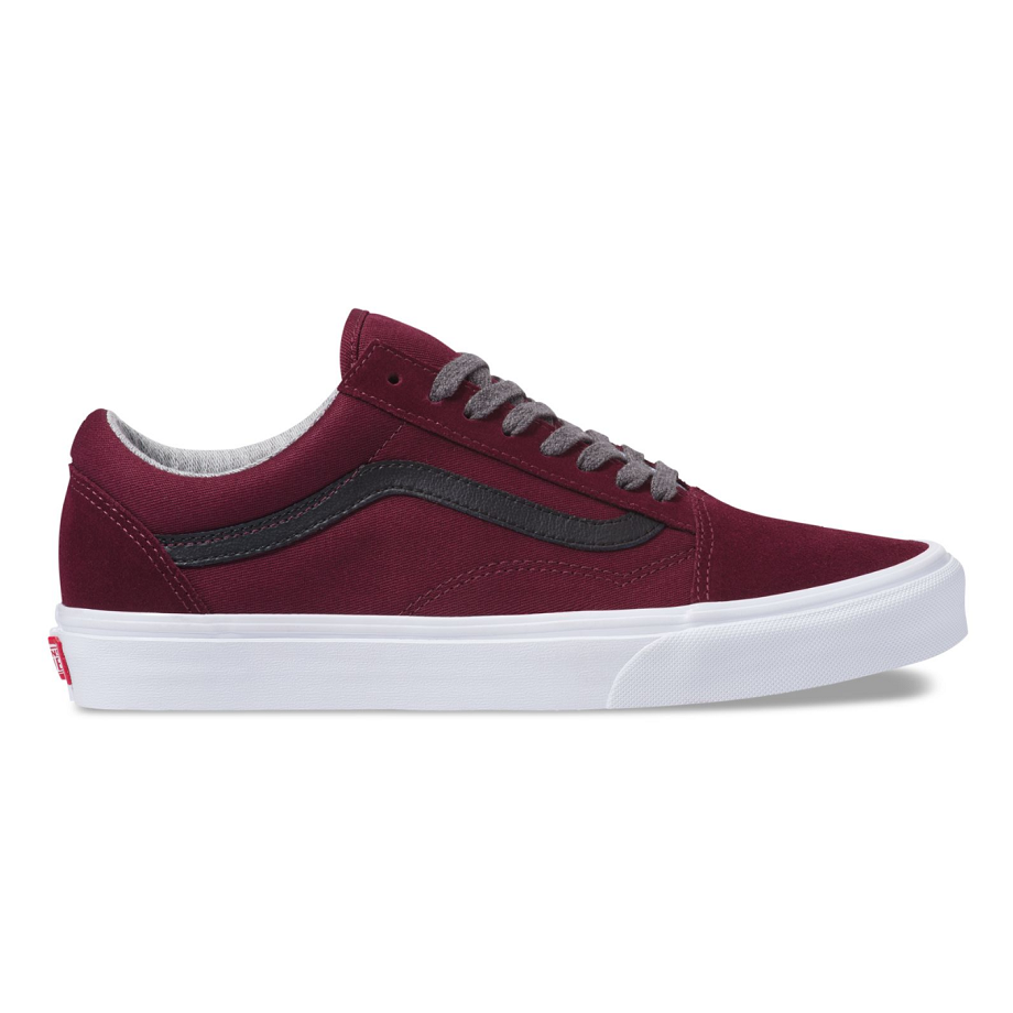VANS JERSEY LACE OLD SKOOL PORT ROYALE/BLACK