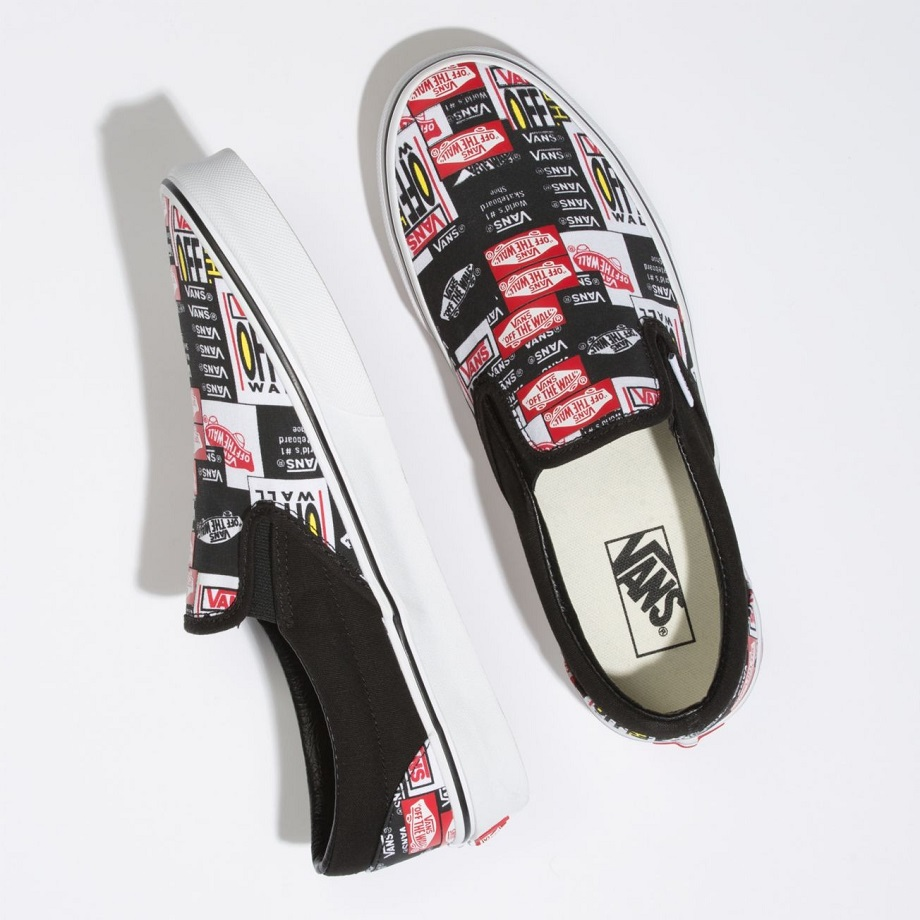 VANS Việt Nam - VANS LABEL MIX SLIP-ON VN0A4BV3V9A
