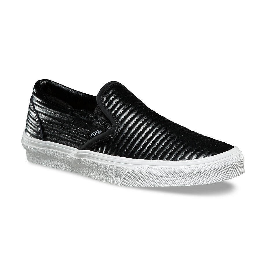 VANS Việt Nam - VANS MOTO LEATHER CLASSIC SLIP-ON VN0A38F7OGG
