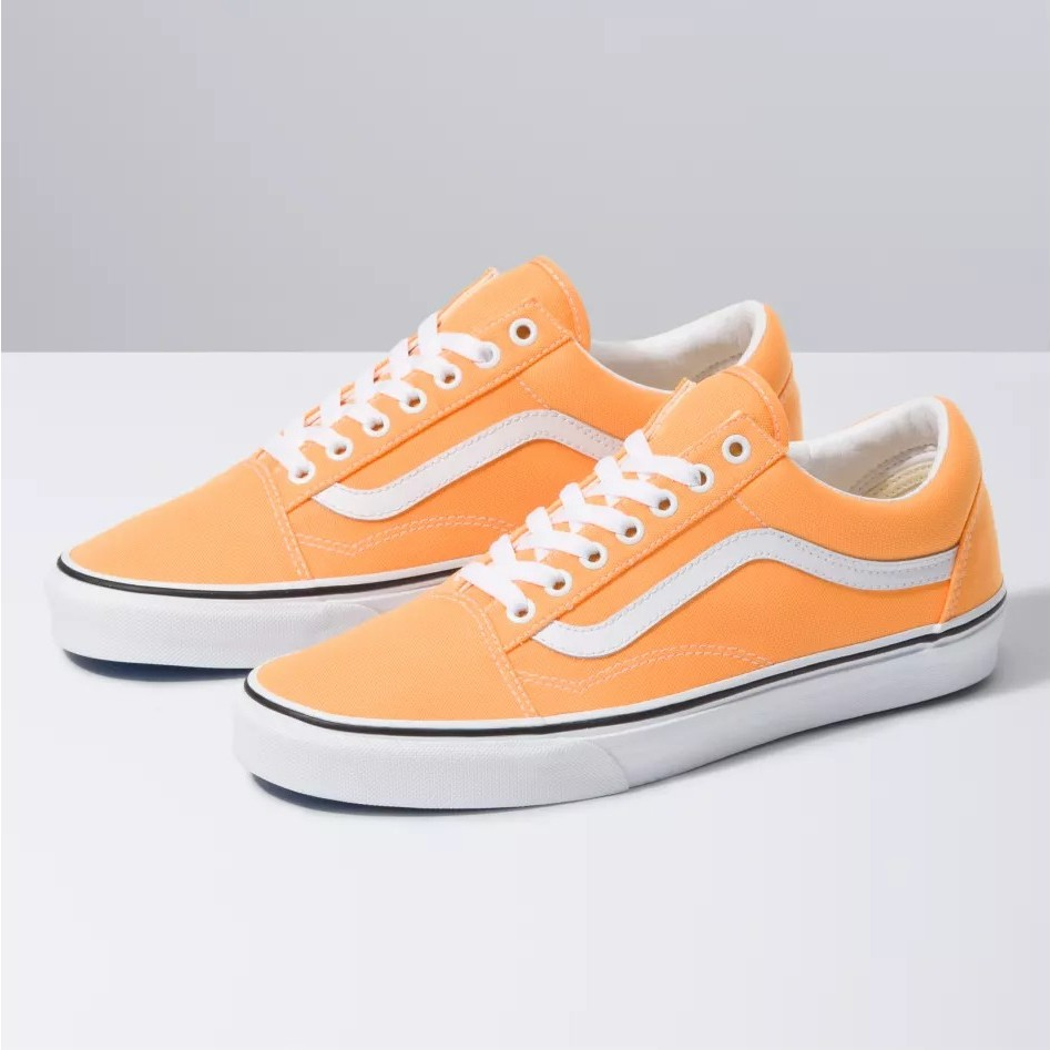 VANS VIỆT NAM - VANS NEON OLD SKOOL BLAZING ORANGE VN0A4U3BWT4