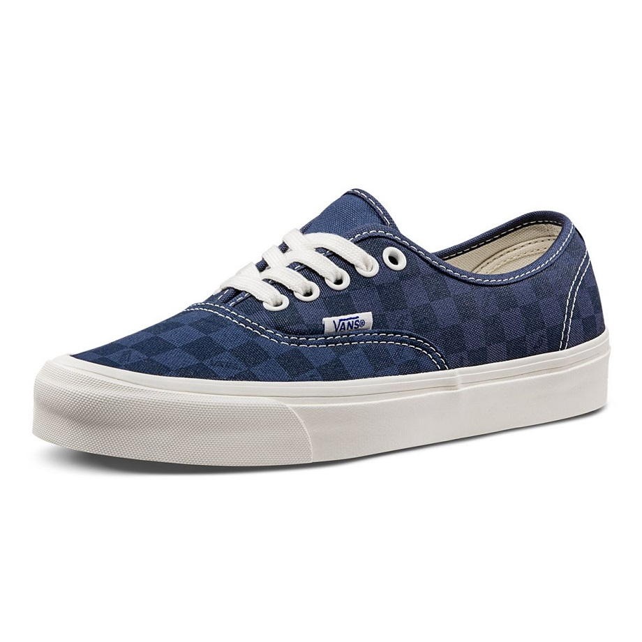 VANS OG AUTHENTIC LX (CANVAS/SUEDE) CHECKERBOARD/MAJOLICA VN000UDDU9J
