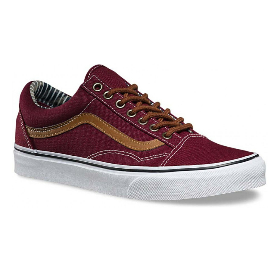 VANS Việt Nam - VANS OLD SKOOL PORT ROYALE/STRIPE DENIM VN0003Z6IA6